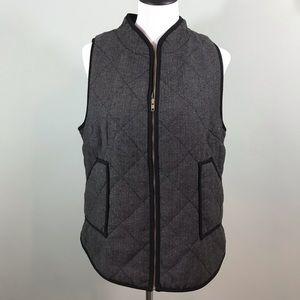 41 Hawthorn Stitch Fix Quilted Vest Size L